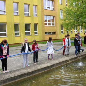 Děti ve Štětí už ví, proč dochází k povodním