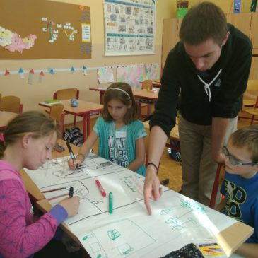 Děti v Rudníku se učily o změnách klimatu a jak se chovat při mimořádných událostech