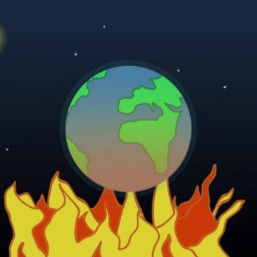 Video pro školy o změně klimatu