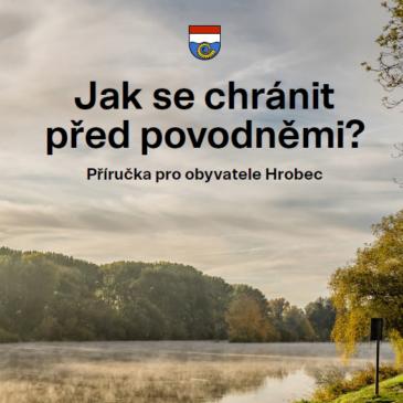 Příručka pro obyvatele Hrobec