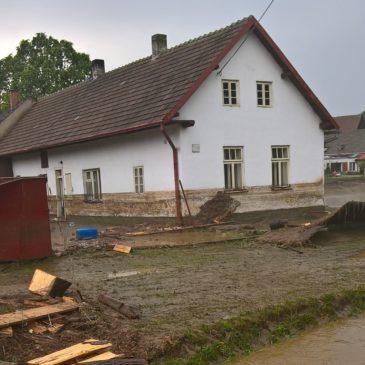 Pohledy starostů a starostek na přívalové povodně a možnosti jejich předcházení lepším zadržováním vody v krajině